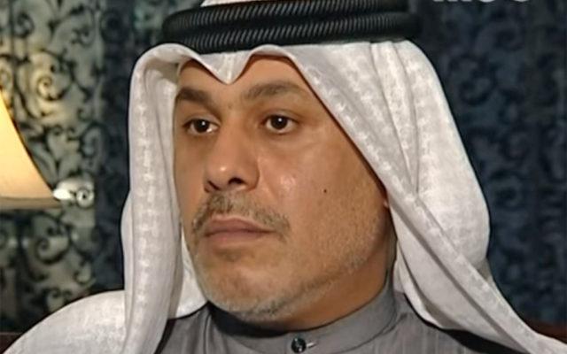 الإمارات العربية المتحدة تحكم على الدكتور ناصر بن غيث بالسجن لمدة 10 سنوات