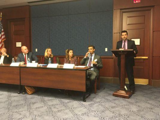 """تستضيف منظمة ADHRB ومنظمة العفو الدولية جلسة نقاش: """"التعاون الأمني الأمريكي-البحريني: مخاطر وفرص للإصلاح"""""""