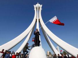 تتضامن منظمة أمريكيون من أجل الديمقراطية وحقوق الإنسان في البحرين(ADHRB)  مع شعب البحرين في 14 فبراير