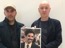 البحرين تمنع دخول عضو في البرلمان الدنماركي وناشط حقوقي من دخول المملكة للاحتفال بعيد ميلاد عبد الهادي الخواجة الـ57
