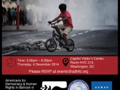 Upcoming Event: Examining Bahrain's Electoral an Human Rights Reforms since 2011
