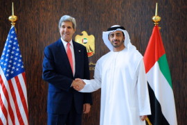 Letter Urges Secretary Kerry to Press UAE to Stop Persecuting Human Rights Defenders