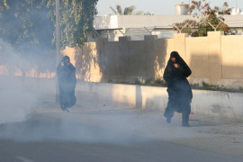 OECD Examines French Company's Tear Gas Exports to Bahrain