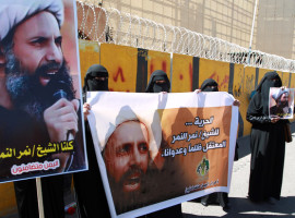 Executed Saudi Sheikh Nimr was not a terrorist