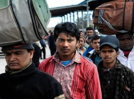 Projected Increase of Bangladeshi  Migrant Workers in Qatar
