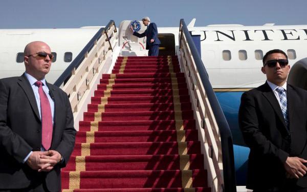Enough platitudes, John Kerry – it is time the US got tough with Saudi Arabia