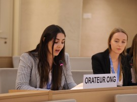 ADHRB at HRC: GCC Discrimination Against Stateless Persons