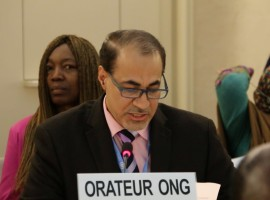 ADHRB at HRC: Extensive Use of Torture Documented in Bahrain