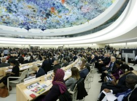 HRC32: ADHRB doubts Saudi Arabia's commitment to UPR recommendations