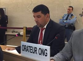ADHRB at HRC: Extrajudicial Killings in Bahrain