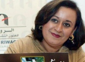 Ghada Jamsheer at risk of re-arrest for tweets