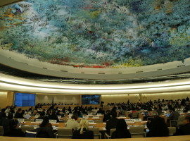 HRC31 Adopts Resolution on Human Rights in the Context of Peaceful Protests