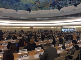 ADHRB submits written statement to the Human Rights Council on Bahrain