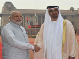 UAE and Bahrain Agree to Memorandums of Understanding with India