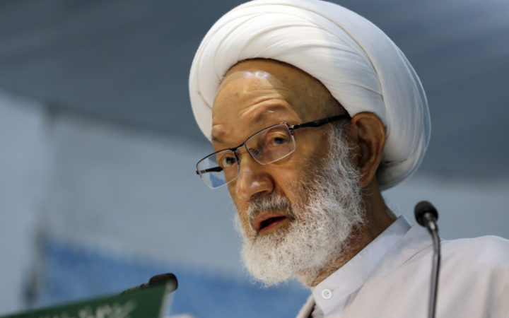 (AP Photo/Hasan Jamali)