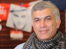 Courts postpone Nabeel Rajab's sentence to 31 October, arbitrary detention continues