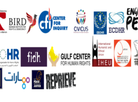 NGOs call for human rights abuses to be addressed in the forthcoming EU-GCC Ministerial Meeting