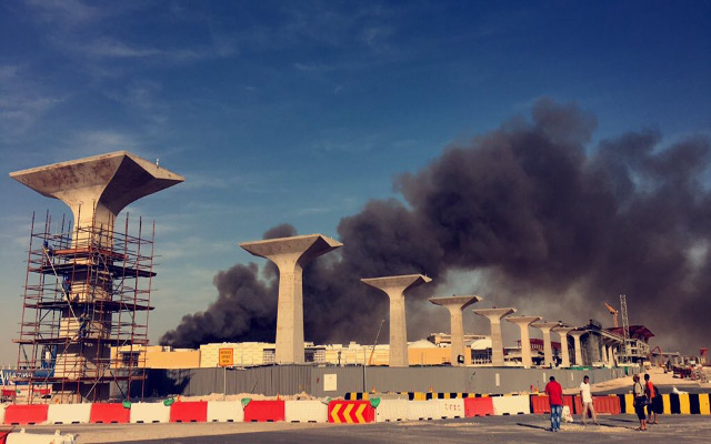Recent Mall Fire in Qatar Highlights Human Trafficking Abuses