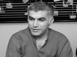 Nabeel Rajab returns to solitary confinement