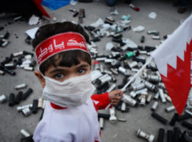 State media whitewashes Bahrain's human rights violations against children