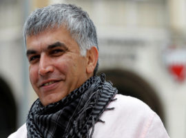 NGOs to Sec. Kerry: Send US Ambassador to Nabeel Rajab's trial