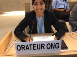 HRC33: ADHRB calls attention to reprisals against civil society by Govt of Bahrain