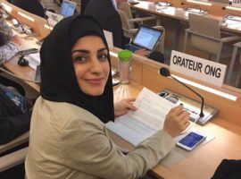 HRC33: ADHRB calls attention to racism faced by Afro-Bahrainis