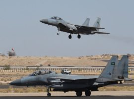 Congressional efforts to stall US arms sales to Saudi Arabia