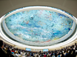 HRC33: ADHRB calls attention to discrimination against Shia in Bahrain