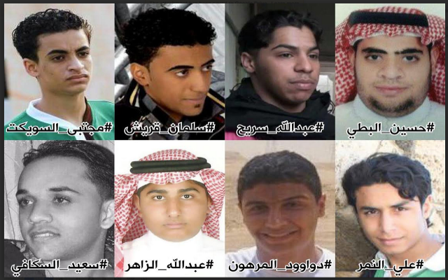 Facing the Death Sentence in Saudi Arabia for Alleged Crimes Committed as Minors