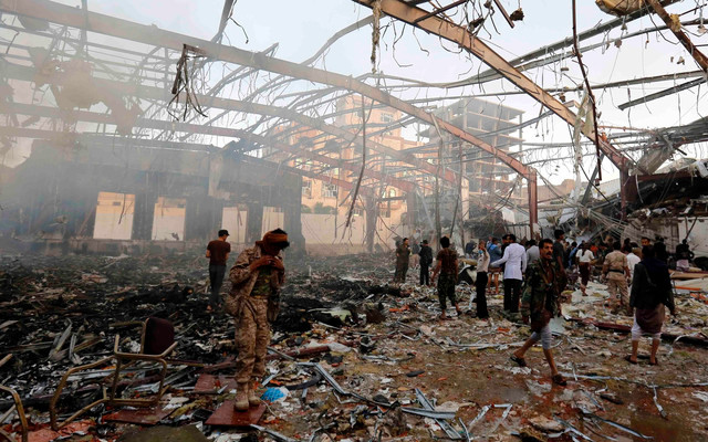 Saudi Arabia Flouts its Legal and Ethical Responsibilities in Yemen
