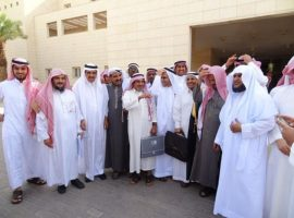 The Saudi Association for Civil and Political Rights' Mohammad al-Bajadi