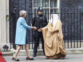 Human Rights Groups to Theresa May: Use Influence to End Repression in Bahrain