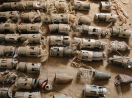 Cluster Bombs and the UK's Complicity in Saudi's War in Yemen