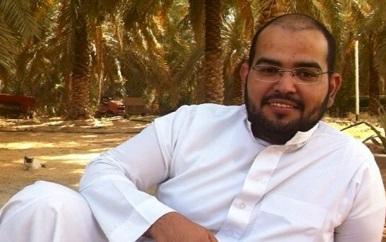 The Saudi Association for Civil and Political Rights' Abdulaziz al-Shubaily