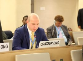 HRC34 Oral Interventions: Item 6 on Bahrain's lack of UPR implementation