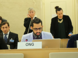 HRC 34 Oral Interventions: ID w/ SR on Torture and HRDs