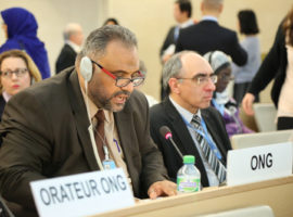 HRC 34 Oral Interventions: Item #3 General Debate on Bahrain