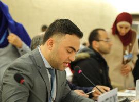 HRC34 Oral Interventions: Item #4 General Debate on Bahrain