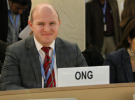 HRC34 Oral Interventions: Item #5 on Bahrain