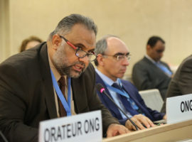Item 9 HRC34 Oral Intervention: Religious Discrimination in Bahrain