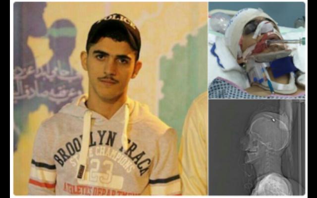 18-year-old Mustafa Hamdan dies after security forces shooting