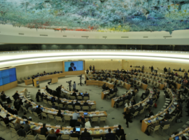ADHRB responds to the UAE High-Level Statement at HRC 34