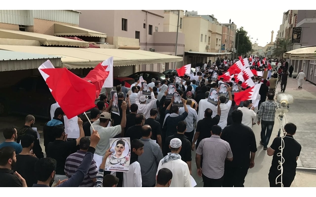 Bahrain security forces employ excessive use of force against funeral mourners