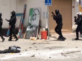 Bahrain Police Raid Duraz Sit-in, Killing Activist and Injuring Dozens