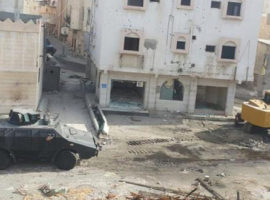 ADHRB Condemns Saudi Military Operation in Awamiyah