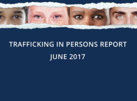 US State Department Releases 2017 Trafficking in Persons Report on Bahrain