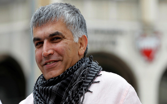 Bahrain Court Rejects Nabeel Rajab's Appeal in Media Interviews Case