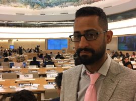 HRC35 Item 3 Oral Intervention: The Closure of Political Space in Bahrain