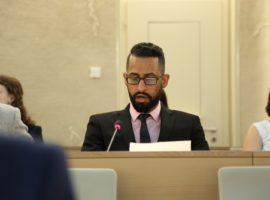 HRC35 Item 5 Oral Intervention: Bahrain Targets HRDs for Reprisals